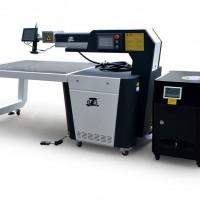 精工悍纤激光焊字机速度快焊点牢固美观超级字激光焊接机